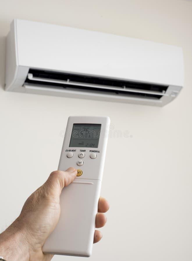 Klimaanlage stockfotografie