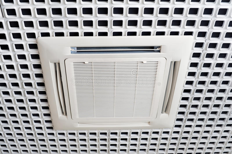 klimatyzacja zdjęcie stock