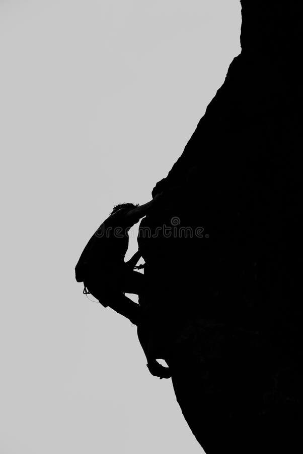 Klimmer   royalty-vrije stock fotografie