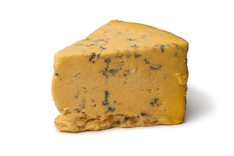 Klin Angielski Shropshire Błękitny ser obrazy stock