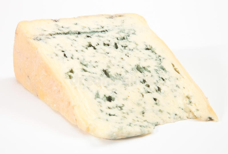 Klin błękitny ser zdjęcie stock