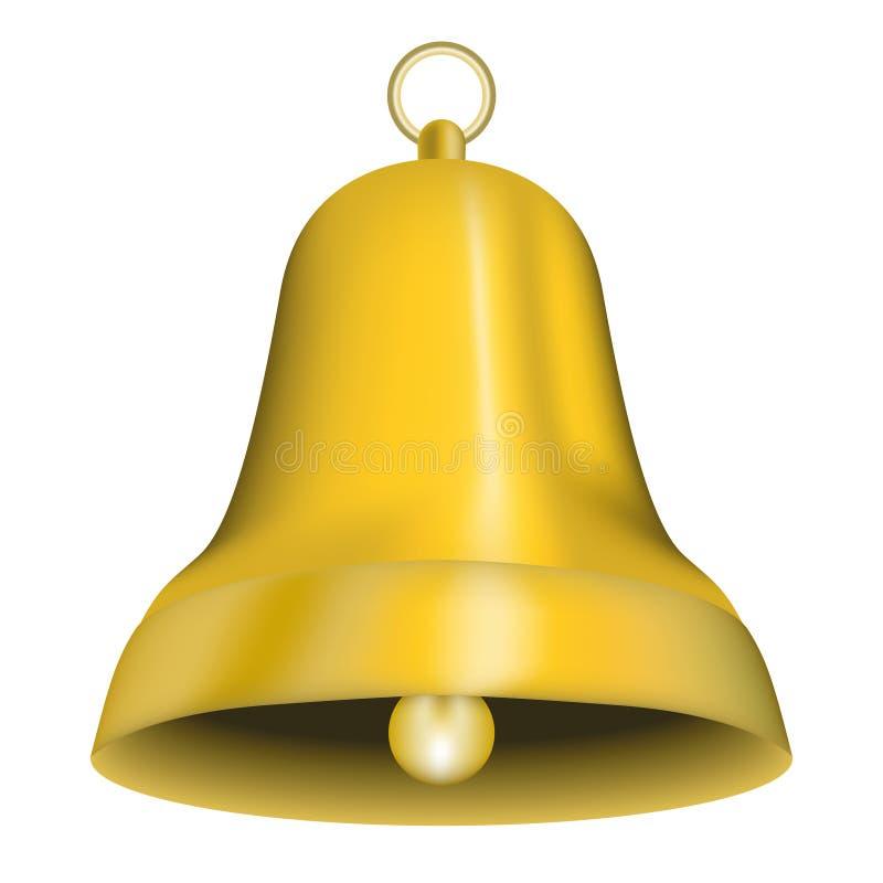 Klingel Bell lizenzfreie abbildung