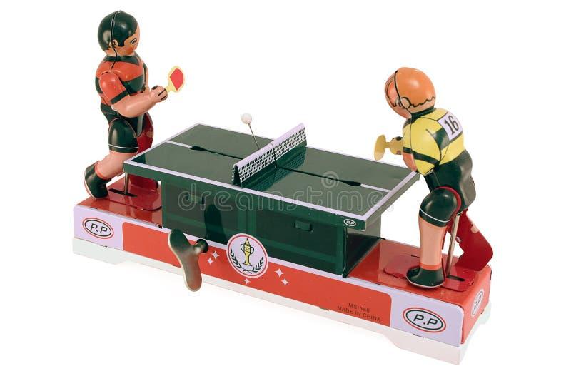 Klingeln Pong stockfoto