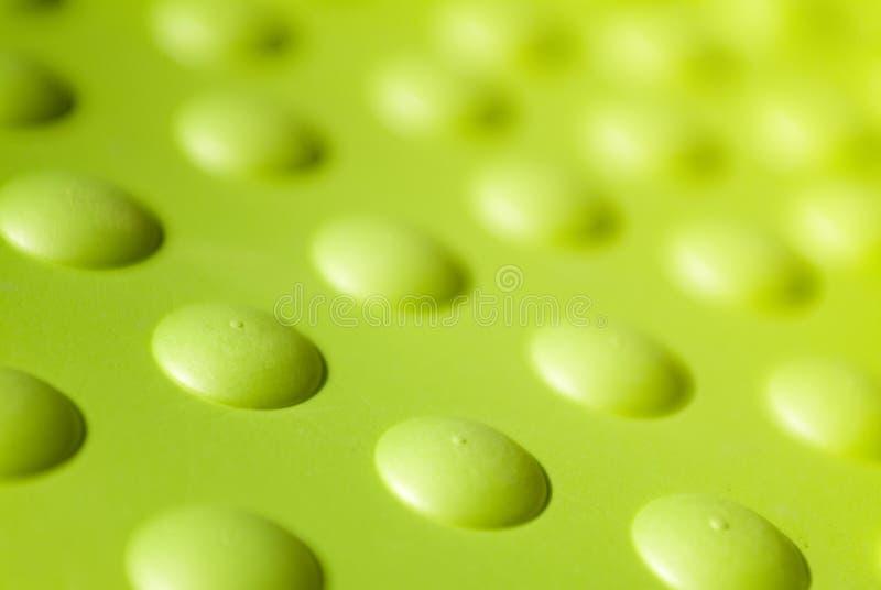 klingeryt zielona powierzchnia obraz stock