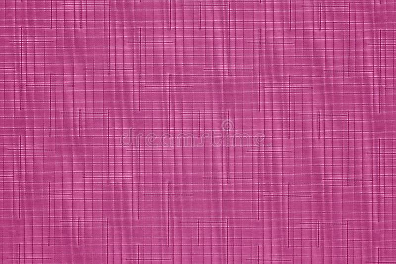 Klingerytu deseniowy tło w menchia kolorze royalty ilustracja