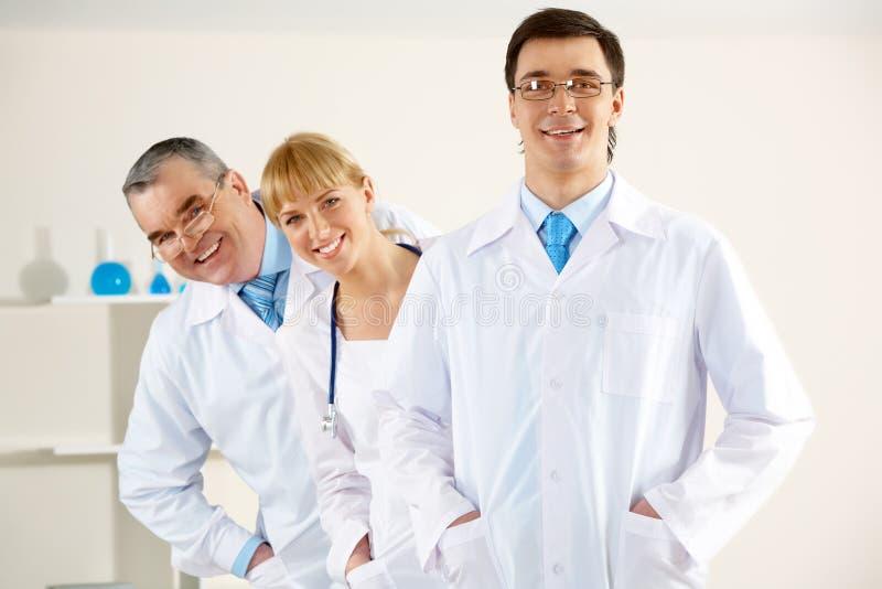 klinicysty lider zdjęcia stock