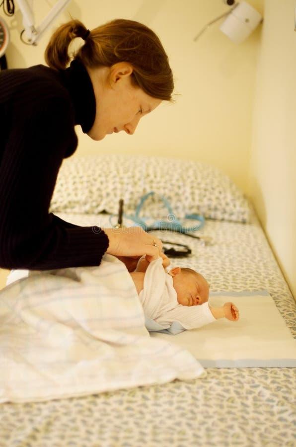 klinika paediatric zdjęcie royalty free