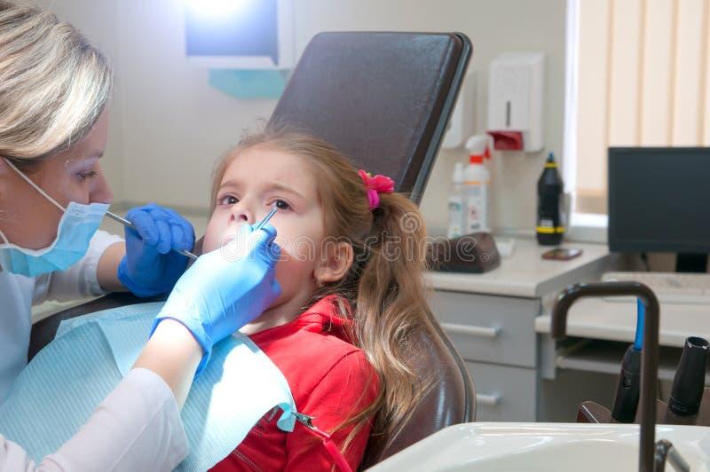 klinika stomatologicznej fotografia royalty free