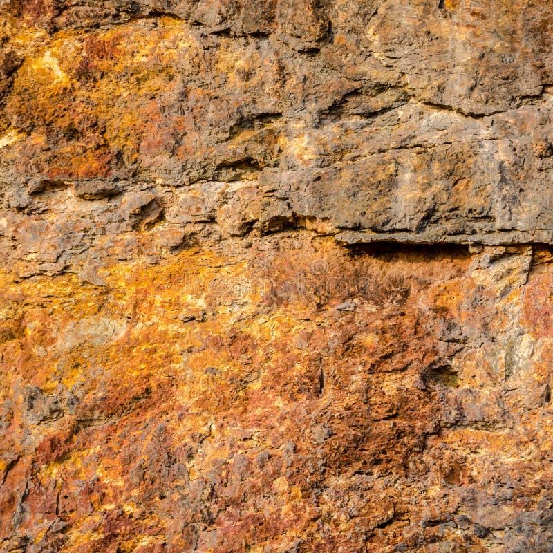 Klip van rotsberg royalty-vrije stock foto