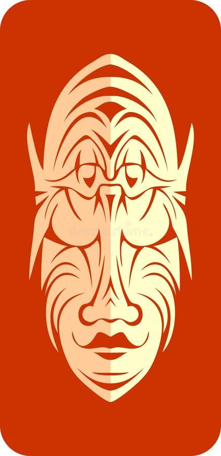 klipp framsidapapper royaltyfri illustrationer