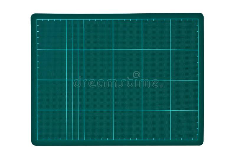 klippa grönt mattt royaltyfri foto