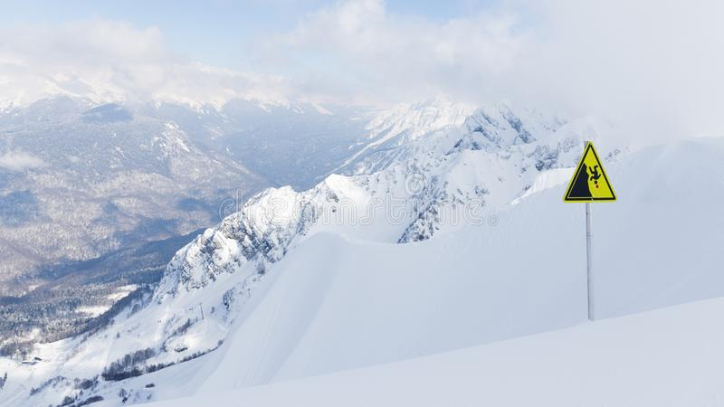 Klippe in den Bergen, Russland lizenzfreie stockfotografie