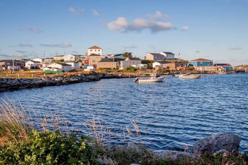 Klippen van Nova Scotia, Canada De Atlantische Oceaan, Rotsen stock foto's