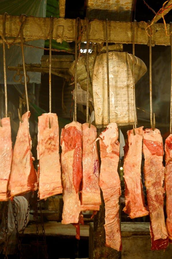 klipper meat royaltyfri fotografi