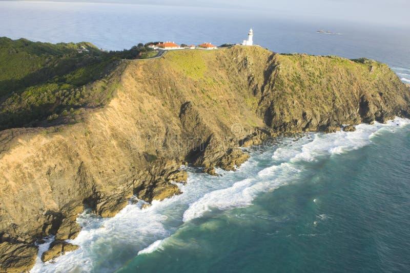 Klippor vid kusten royaltyfri foto