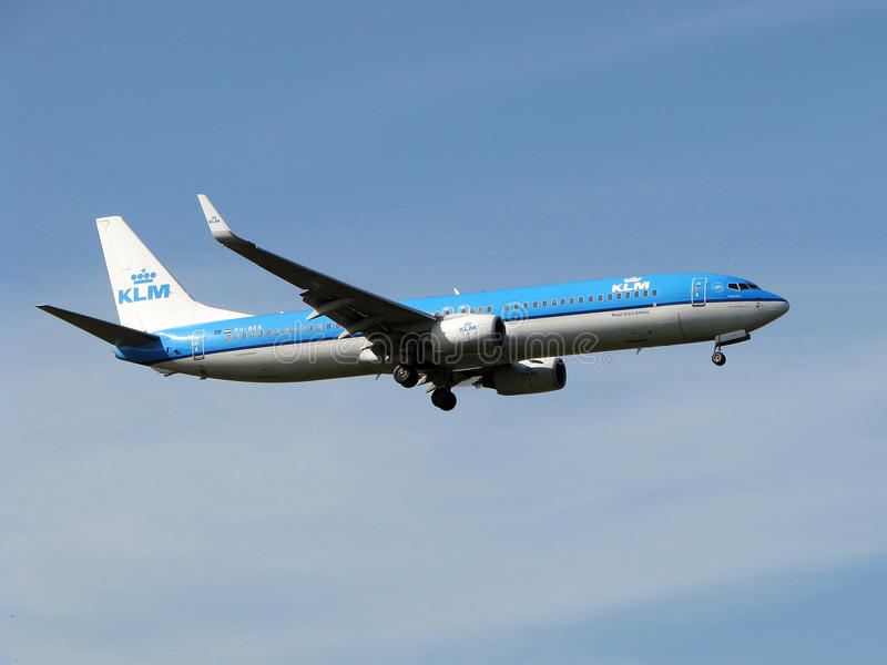 KLM Airways stock photography