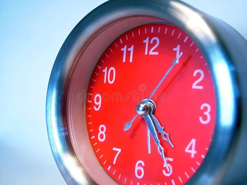 Download Klocka arkivfoto. Bild av timme, close, sekunder, rött, garnering - 26986