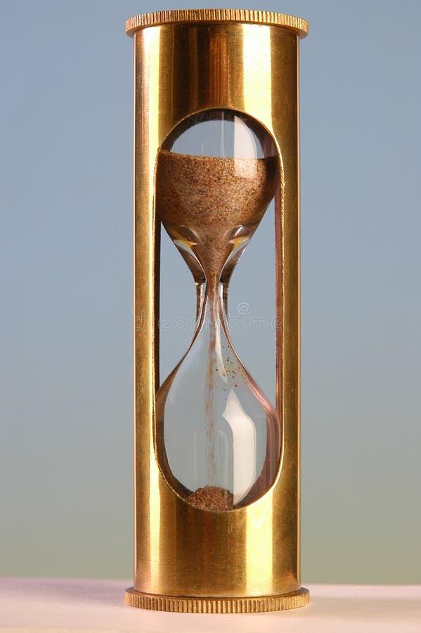 klockaexponeringsglas royaltyfri bild
