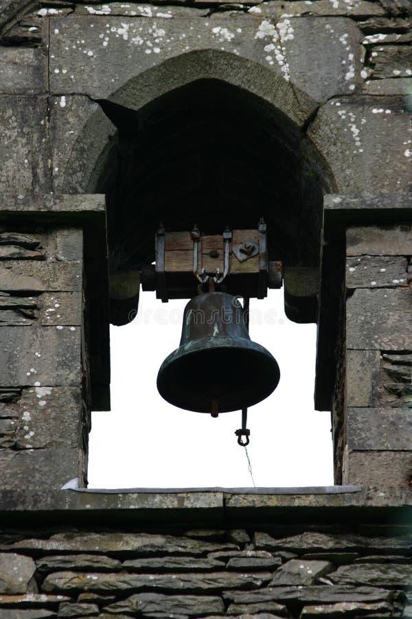 klockakyrka arkivbilder