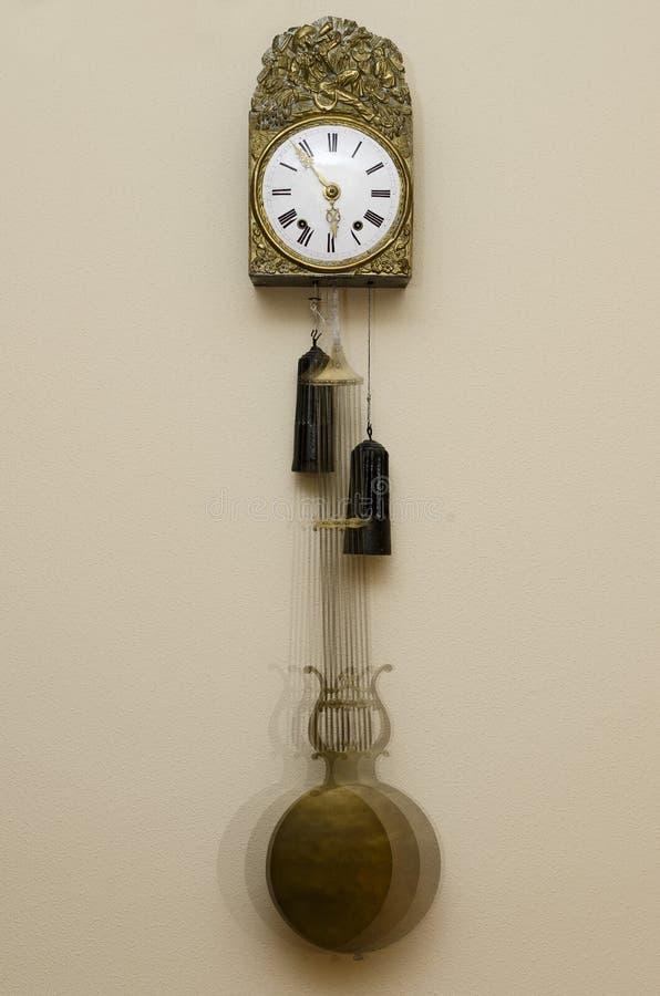 Klockpendelklocka Arkivbilder