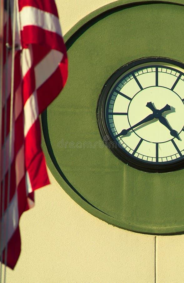Klok Royalty-vrije Stock Foto