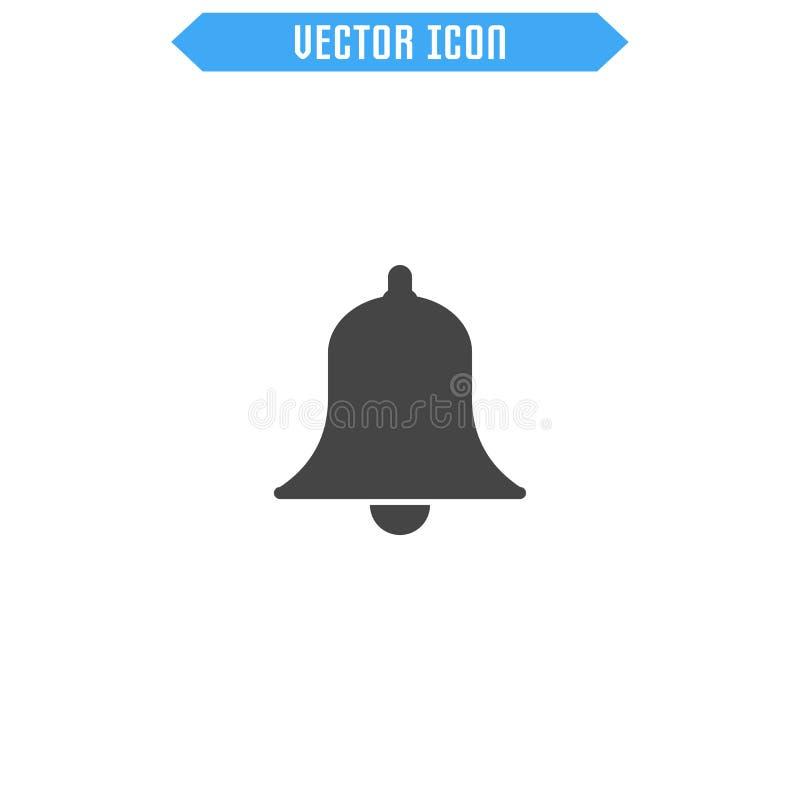 Klok vector vlak pictogram vector illustratie