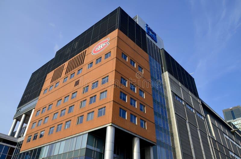 Klokcentrum, Montreal royalty-vrije stock foto's