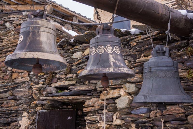 Klokken voor orthodoxe kerk royalty-vrije stock afbeeldingen