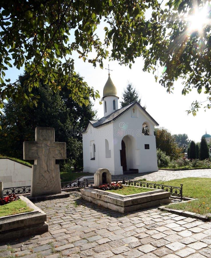 Klooster 11 van Danilov royalty-vrije stock foto