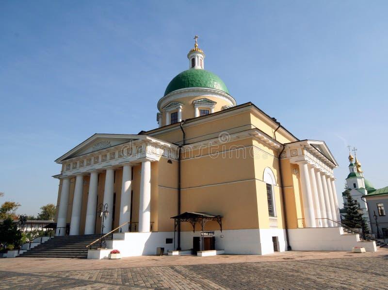 Klooster 13 van Danilov royalty-vrije stock foto
