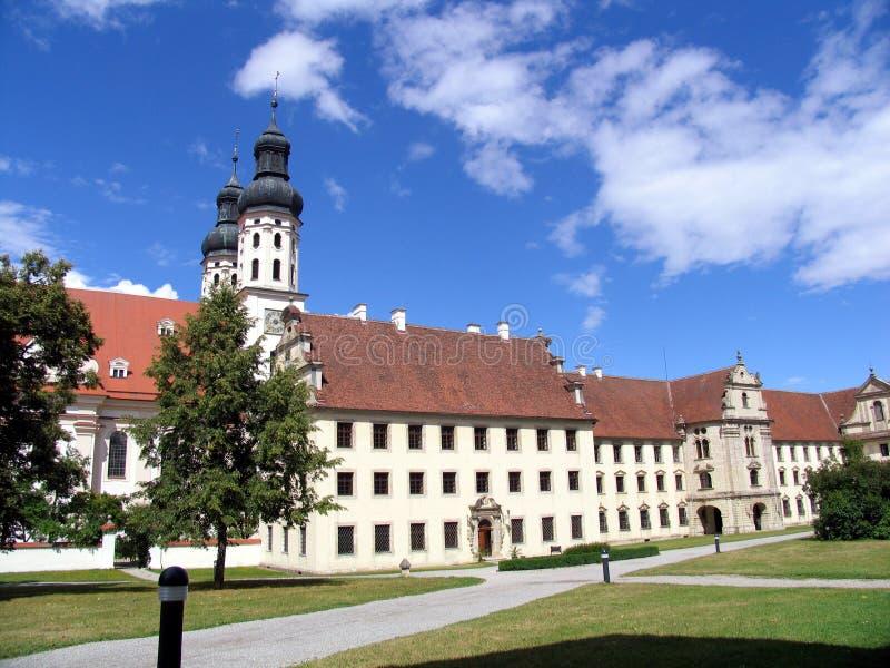 Klooster Royalty-vrije Stock Fotografie