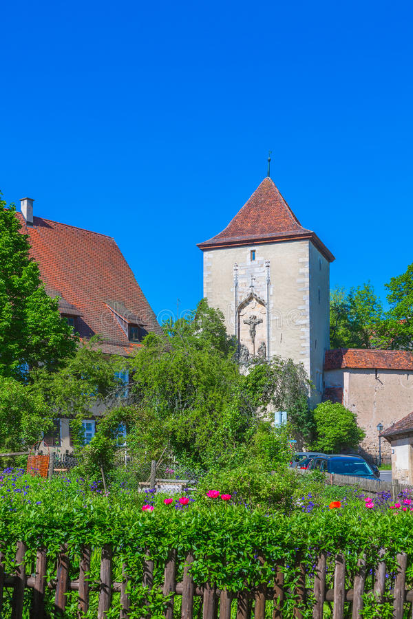 Klooster Bebenhausen royalty-vrije stock foto's
