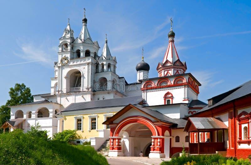 Klooster savvino-Storozhevsky royalty-vrije stock foto's