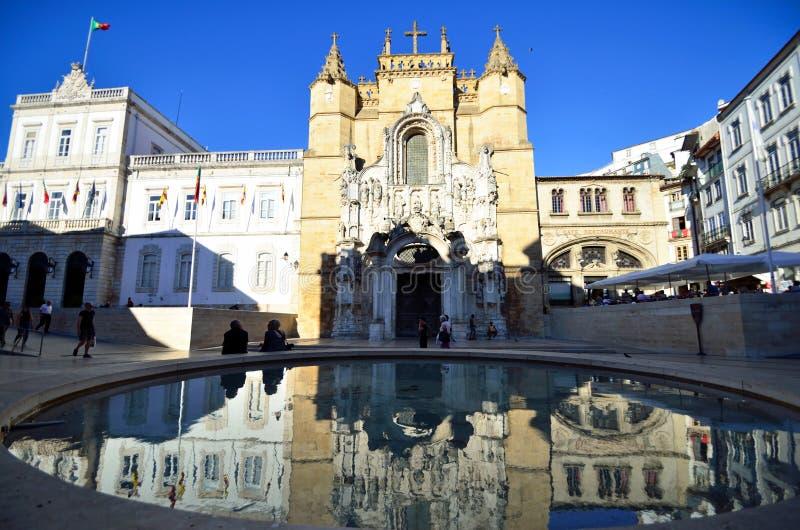 Klooster van Kerstman Cruz stock fotografie