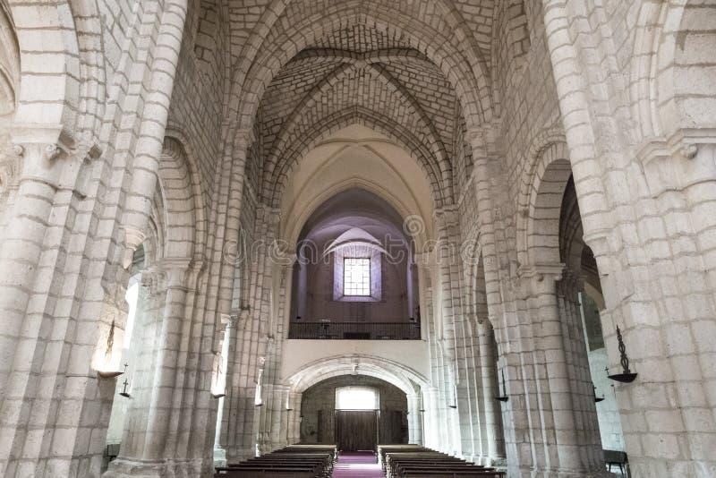 Klooster van La Santa Espina, Spanje stock afbeeldingen
