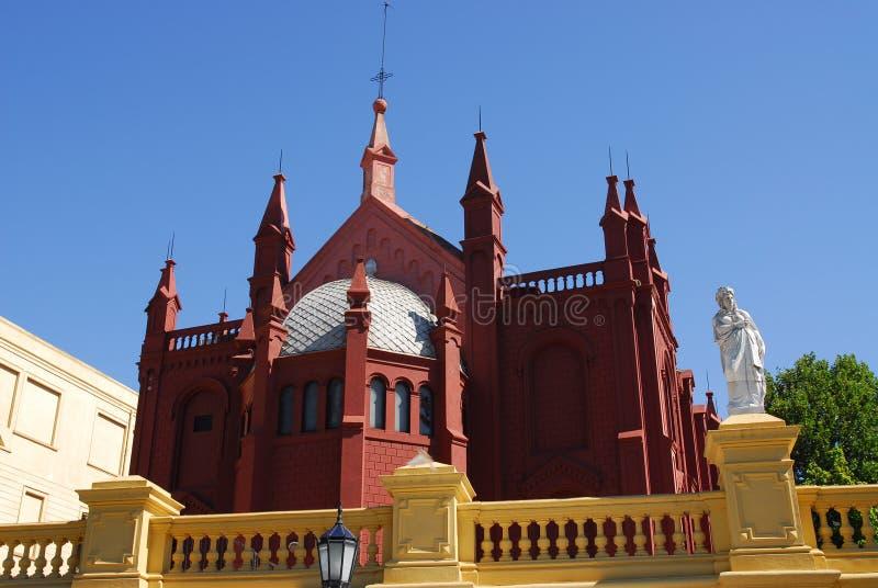 Klooster van Recoletos royalty-vrije stock afbeeldingen