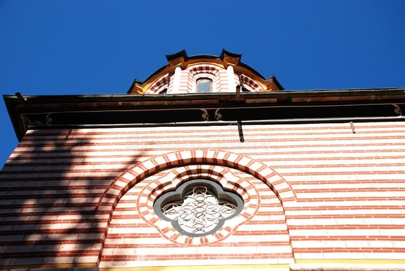 Klooster van St John Rilski, Rila-Berg, Bulgarije stock foto's