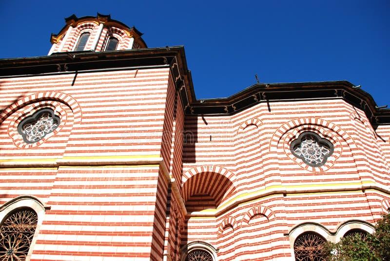 Klooster van St John Rilski, Rila-Berg, Bulgarije royalty-vrije stock afbeeldingen
