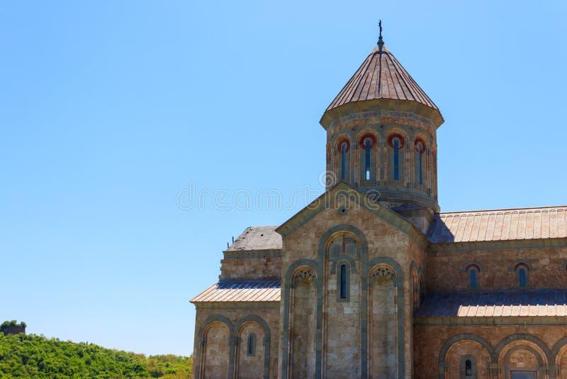 Klooster van St Nino in Bodbe stock foto's