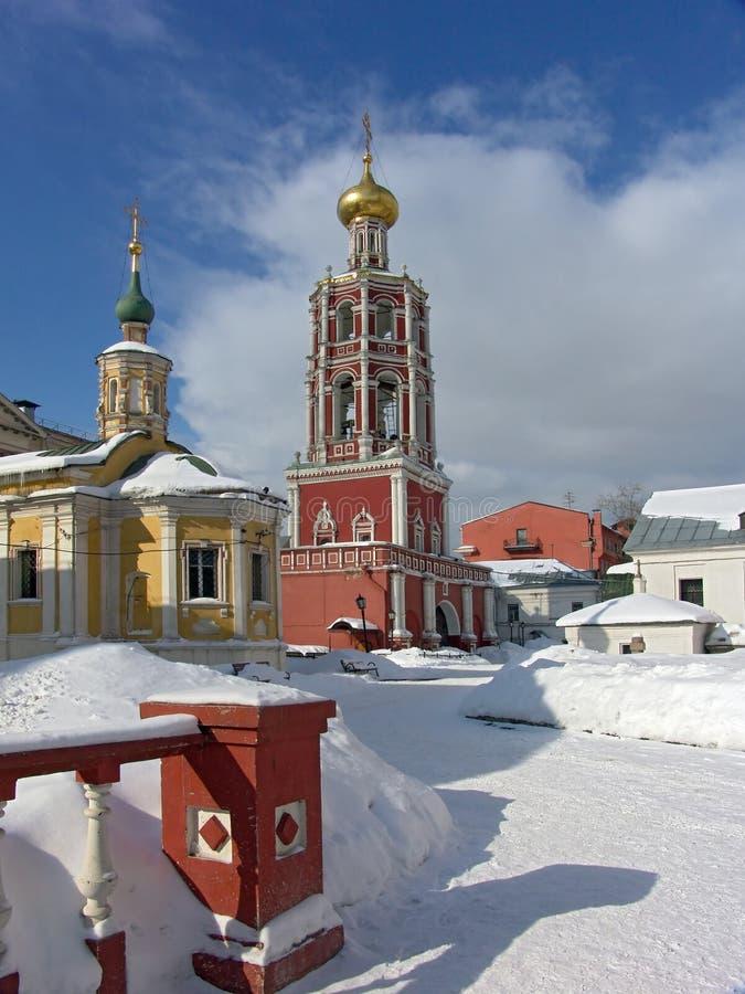 Kloster. stockbild