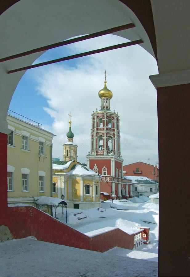 Kloster. stockbilder