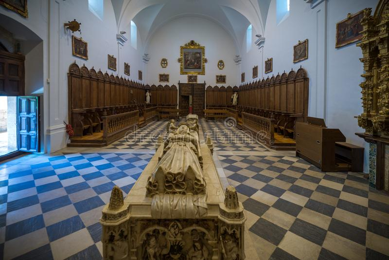 Kloster av bokslutet arkivbild