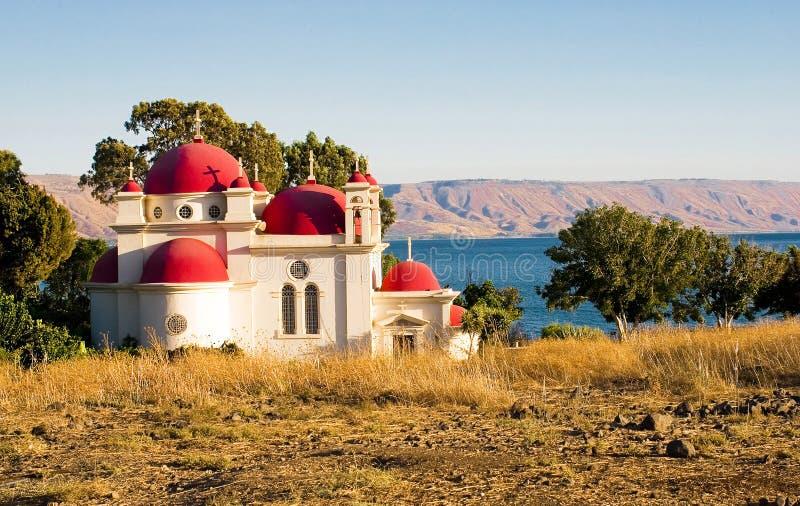 Kloster av de heliga apostlarna arkivfoton