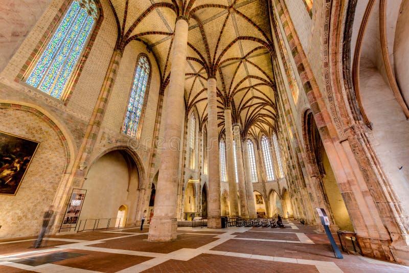 Download Kloster Av Jacobinsen I Toulouse, Frankrike Redaktionell Fotografering för Bildbyråer - Bild av sights, midi: 78726614