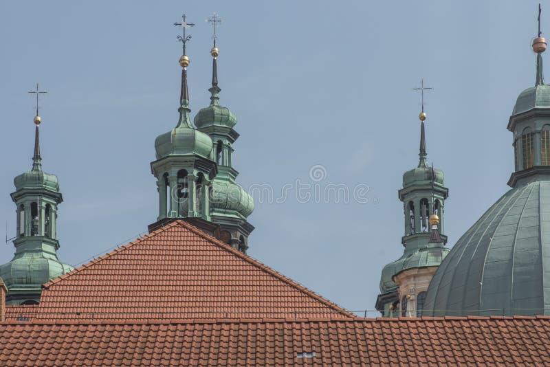 Kloster av Kalwaria Zebrzydowska och UNESCOvärldsheritaen arkivbilder
