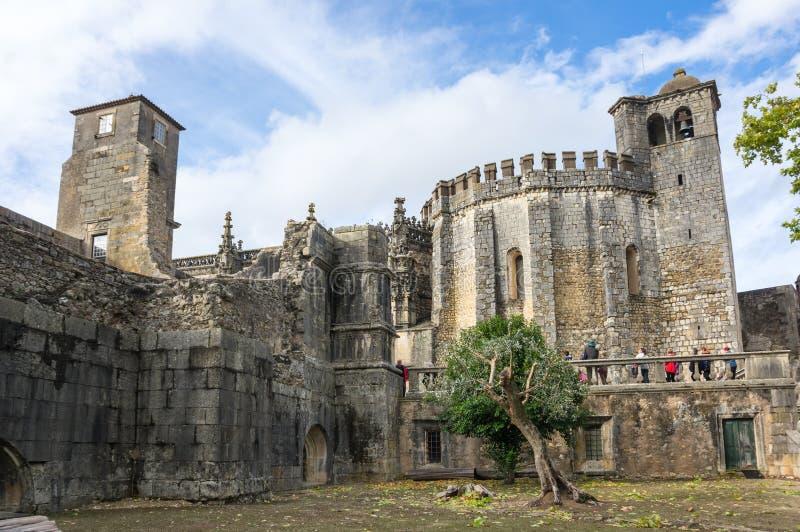 Kloster av Kristus arkivbild