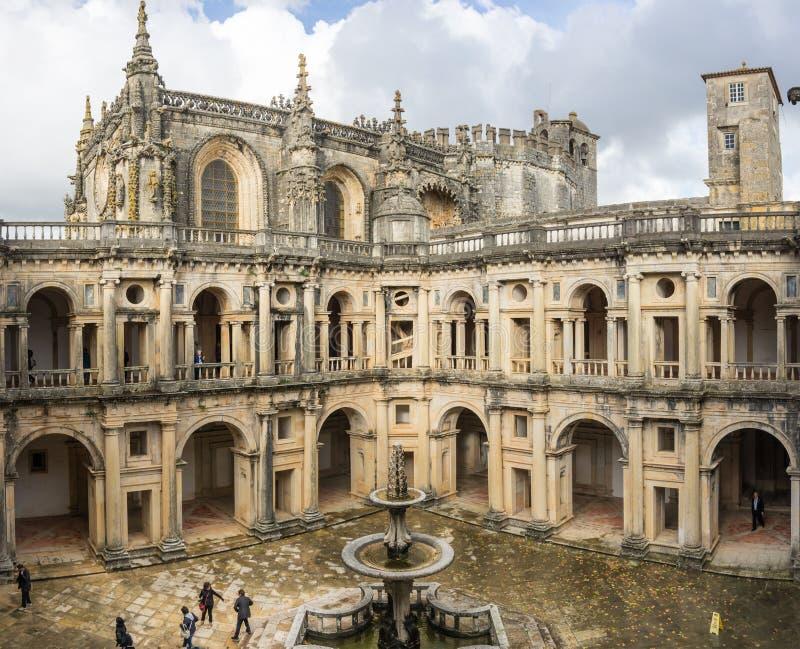 Kloster av Kristus fotografering för bildbyråer