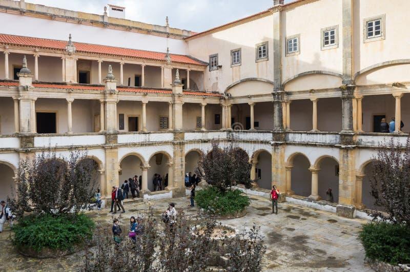 Kloster av Kristus royaltyfri bild