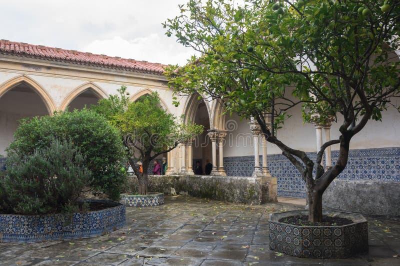 Kloster av Kristus royaltyfri fotografi