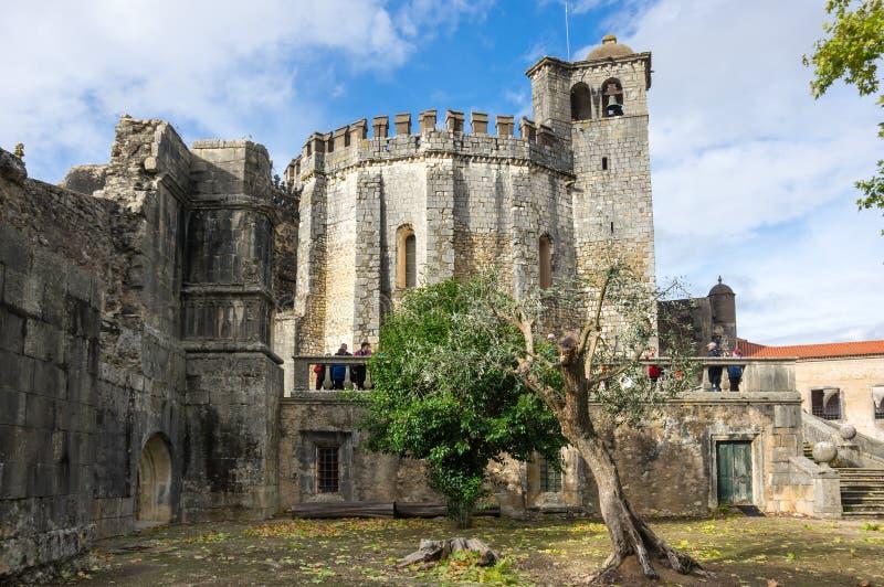 Kloster av Kristus royaltyfri foto
